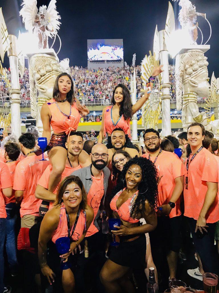 Camarote N1 Rio 2019