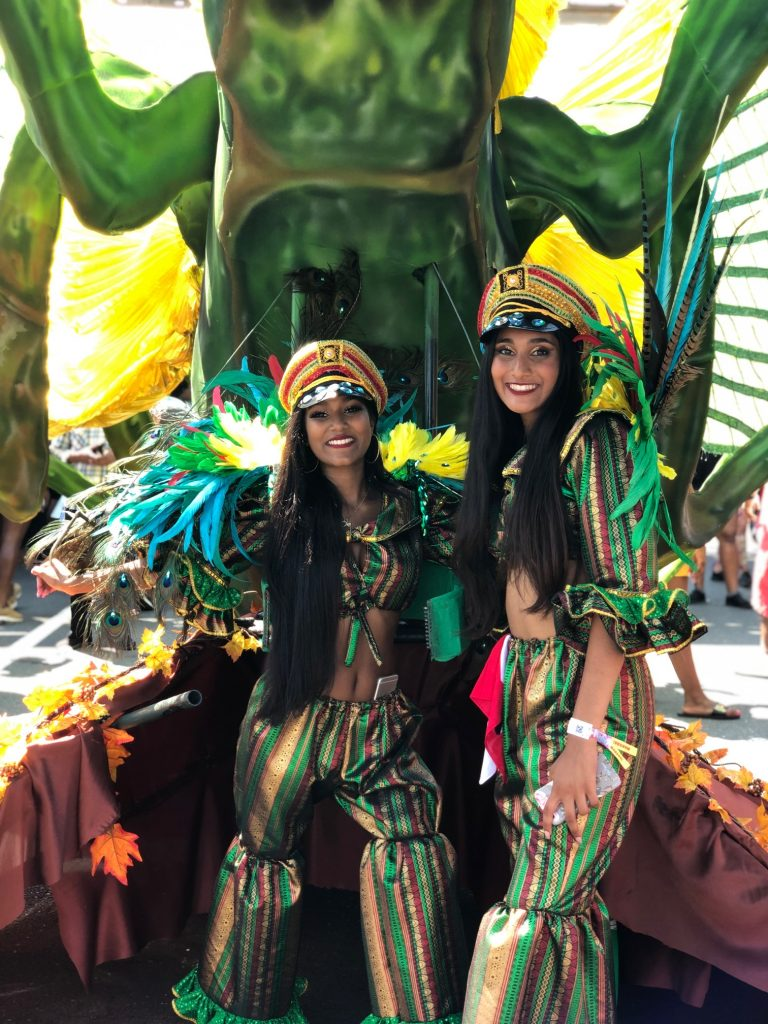 Caribana 2019 costumes female