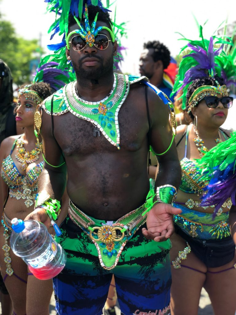 Caribana costumes 2019 - male