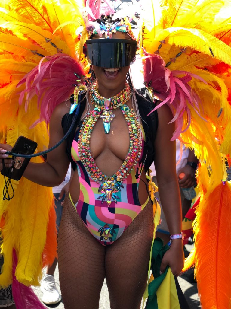 Caribana 2019 costumes - female