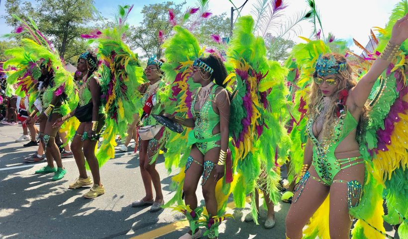 Caribana Costumes 2019