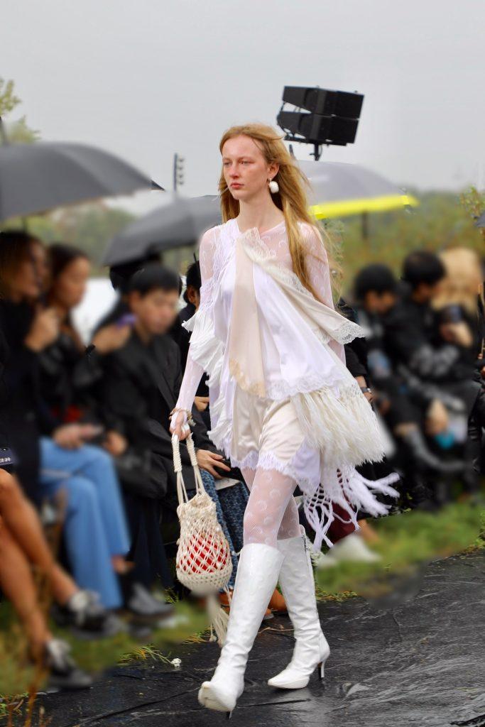 Paris Fashion Week Marine Serre