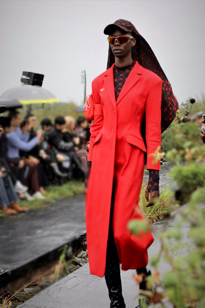 Paris Fashion Week Marine Serre 2019